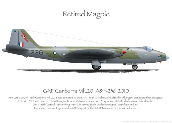 Canberra A84-236 2010