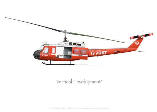Bell UH-1H Vertical Envelopment