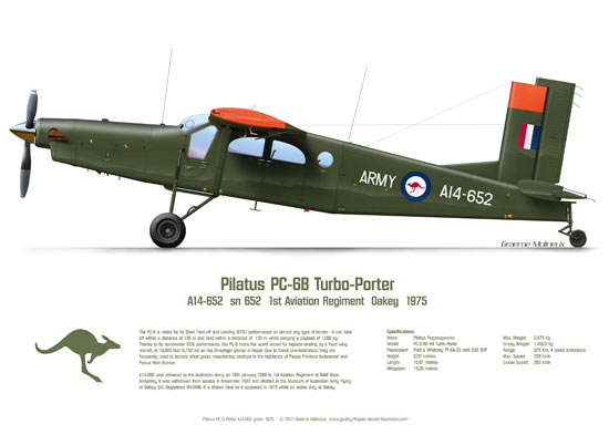 Pilatus PC-6 Turbo-Porter