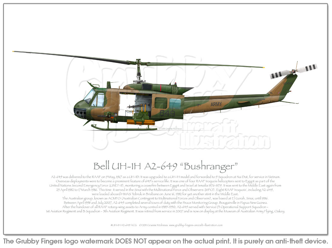 Helicopter Drawings And Helicopter Profile Prints