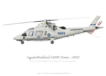 AgustaWestland A109E Power N42-505