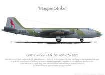 Canberra A84-236 1972